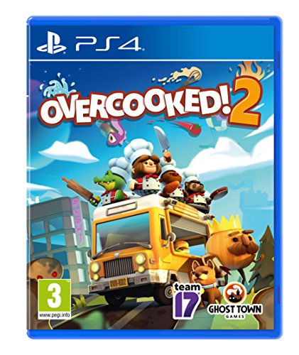 Overcooked 2 - PlayStation 4 [Importación italiana]