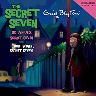 Go Ahead Secret Seven & Good Work Secret Seven cover art
