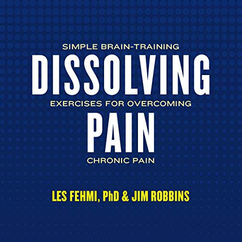 Dissolving Pain audiobook cover art