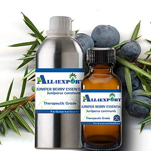 For Sale! Essential Oil Pure Juniper Berry Juniperus Communi Natural Undiluted 290 ML