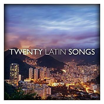 Twenty Latin Songs