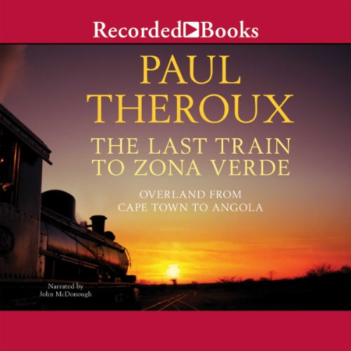 The Last Train to Zona Verde cover art