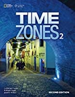 Time Zones 2nd Edition 2 Classroom Audio CD and DVD