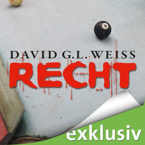 Recht audiobook cover art