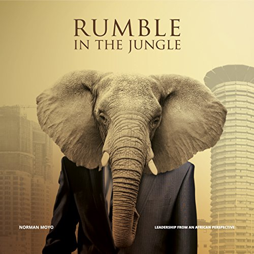 Rumble in the Jungle audiobook cover art
