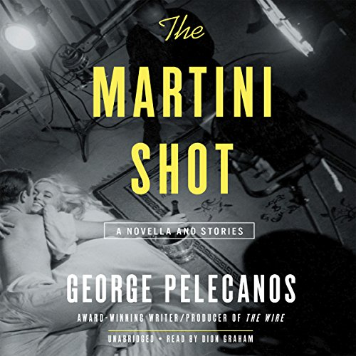 The Martini Shot cover art