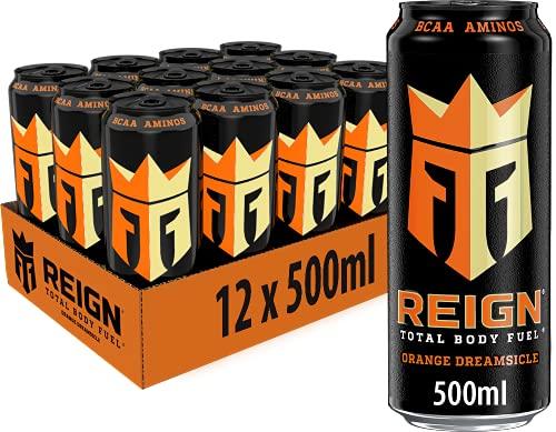 Reign Orange Dreamsicle, 12er Pack (12 x 500 ml)