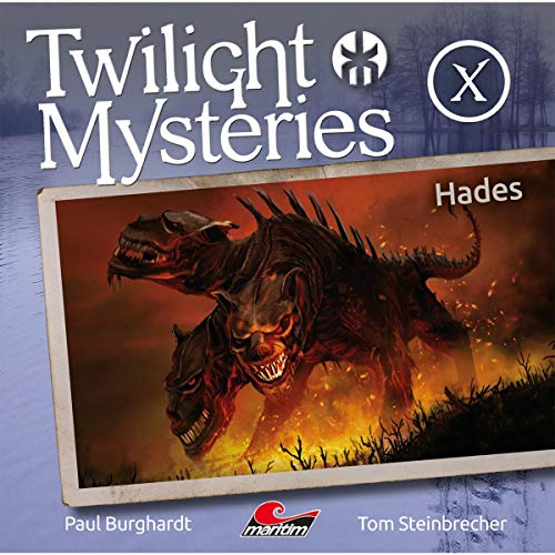 Hades audiobook cover art