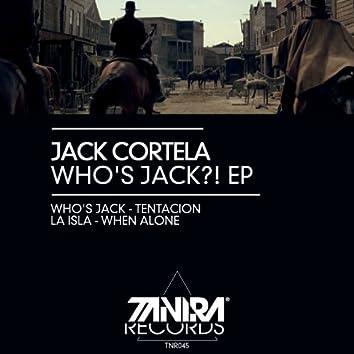 Who's Jack?! EP