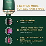 Zoom IMG-1 igutech spazzola asciugacapelli volumizzante ad