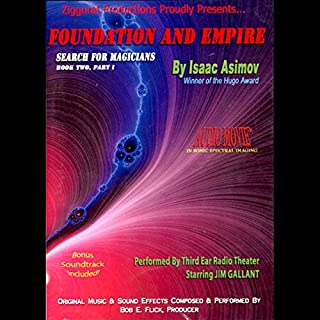Foundation and Empire, Book 2, Part 1 audiobook cover art