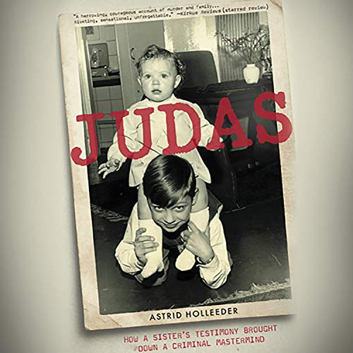 Judas  By  cover art