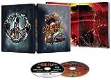 ゾンビランド:ダブルタップ 4K UHD 限定スチールブック仕様 [4K UHD+Blu-ray リージョンフリー 日本語有り](輸入版)