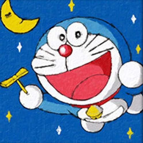 KGHHJ Pintura Digital de Bricolaje habitación Infantil Dibujos Animados Anime para Colorear Mini Regalos Pintura Decorativa Pintada a Mano 20 * 20 cm