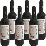 Aglianico del Beneventano IGP | Torre dei Chiusi | Confezione da 6 Bottiglie da 75 Cl | Vi...