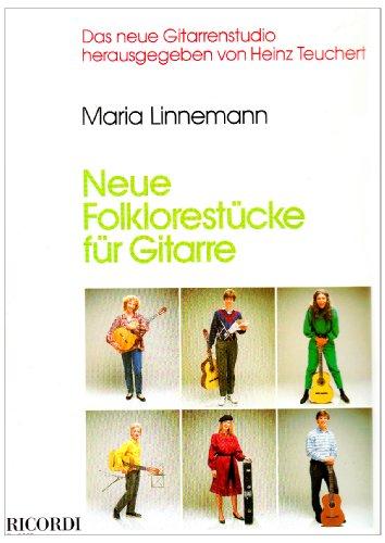Neue Folklorestücke: Das neue Gitarrenstudio