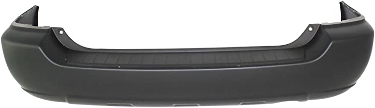 OE Replacement Toyota Highlander Rear Bumper Cover (Partslink Number TO1100231)