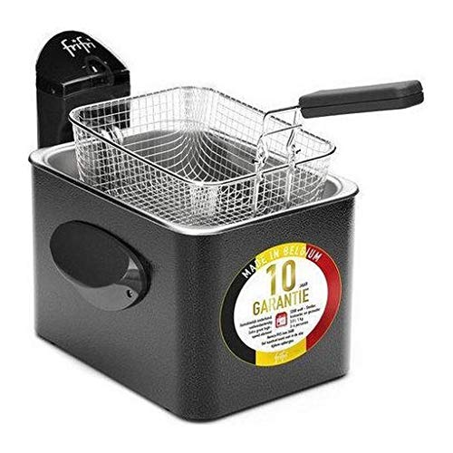 Frifri F1905A-DUO Friteuse, 3200 W, Noire