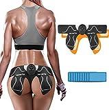 La Maquina Entrenador ABS 2020 Estimula las Caderas Entrenador de Levantamiento de glúteos 10 piezas de Gel Gratis Músculos Equip inteligente de ejercicio en casa Ab para Mujeres Hombres