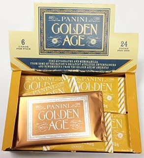 2013 Panini Golden Age Baseball box (24 pk HOBBY)