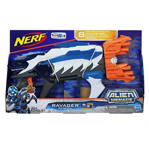 NERF Ravager Alien Menace Blue (Blue)