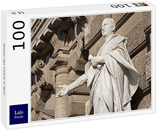 Lais Puzzle Statue des Cicero in Rom 100 Teile