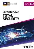 Bitdefender Total Security | Standard | 10 appareils| 2 Années | PC/Mac | Code d'activation - envoi par email