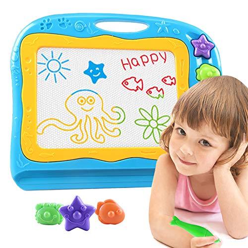 Pizarrones Mágicos para Niños Niñas Pizarrón Mágico Tablero de Dibujo Magnético de Niña y Niño Magnetic Drawing Board Tableros Magna Doodle Magic Boards Juguete de Bosquejo de Escritura Borrable