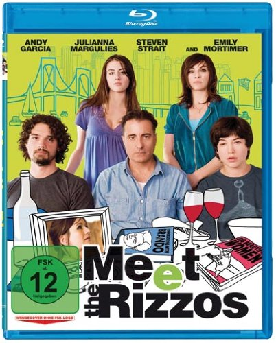 Meet the Rizzos [Blu-ray]