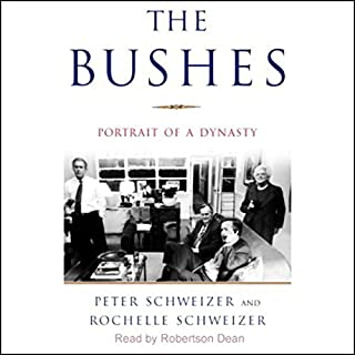 The Bushes audiobook cover art