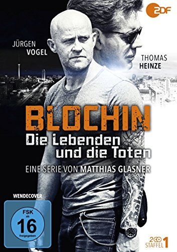 Blochin - Die Lebenden und die Toten - Staffel 1 [2 DVDs]