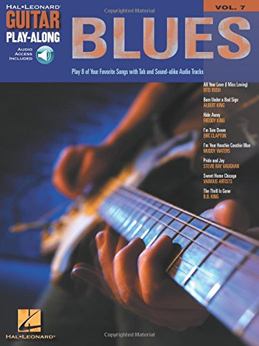 Guitar Play-Along Volume 7: Blues Guitar: Noten, Bundle, CD für Gitarre
