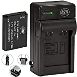 BM Premium SLB-10A Battery and Battery Charger for Samsung EX2F HZ15W SL202...