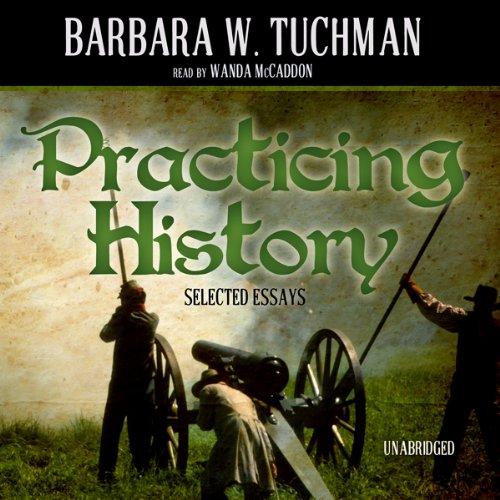 Practicing History audiobook cover art