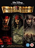 Pirates of the Carribean Trilogy [Reino Unido] [DVD]
