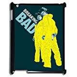 Personalized Breaking Bad Ipad 2,3,4 Phone Case, Breaking Bad Custom Durable Back Phone Case for iPad 2,iPad 3,iPad 4 at Lzzcase