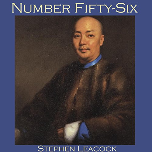 Number Fifty-Six audiobook cover art