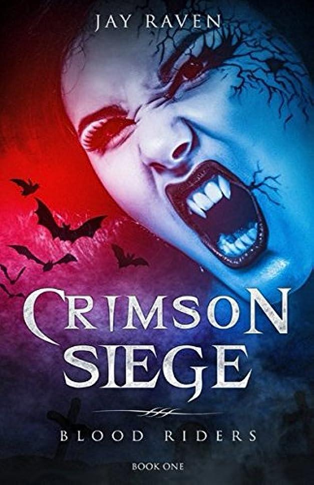 物思いにふける思春期傷跡Blood Riders - Book One: Crimson Siege