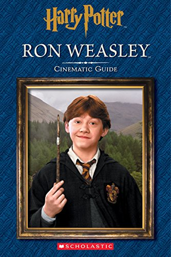 Ron Weasley: Cinematic Guide (Harry Potter) (Harry Potter Cinematic Guide) (English Edition)
