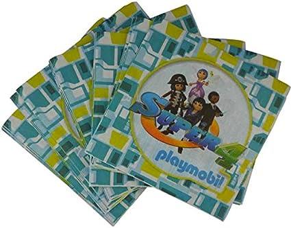 Multicolored 33 X 33 CM DYNASTRIB 2078768 BALLERINES Towels
