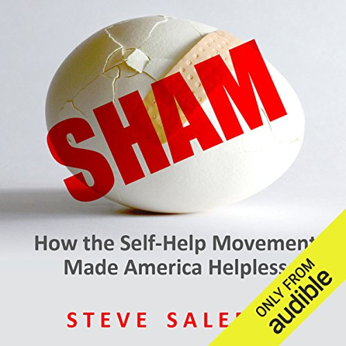 Sham audiobook cover art