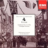 Symphony 1 / Cockaigne / Concert Overture by Elgar (2004-01-01)