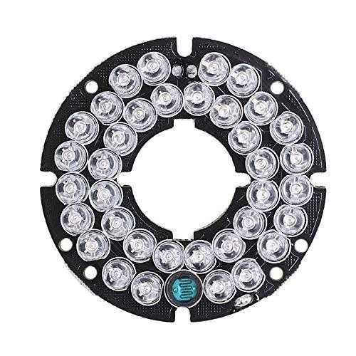 KUYHA IR infrarrojo 36 LED Placa de iluminacion para la Camara de Seguridad del CCD del CCTV