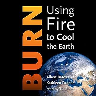 Page de couverture de Burn