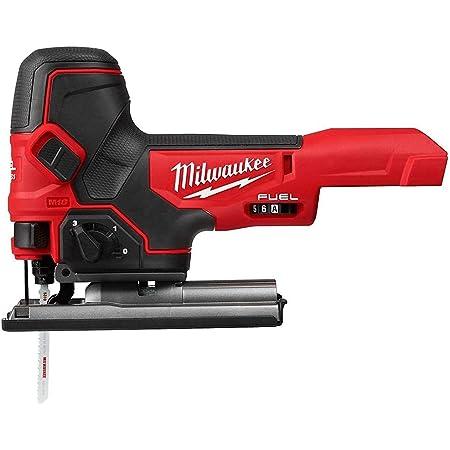 MILWAUKEE'S Jig Saw,18VDC,Barrel Grip