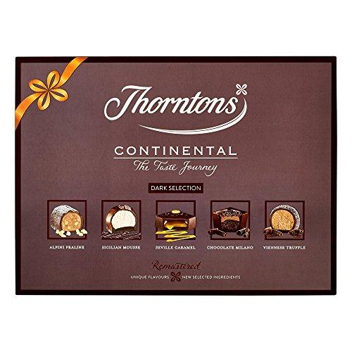 Thorntons geschenkcollectie zwart continentaal (284g)