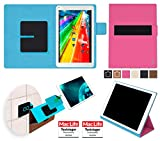 reboon Hülle für Archos 101c Platinum Tasche Cover Case Bumper | in Pink | Testsieger