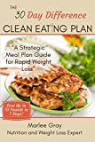 The 30 Day Difference Clean Eating Plan: A Strategic Meal Plan Guide for Rapid Weight Loss