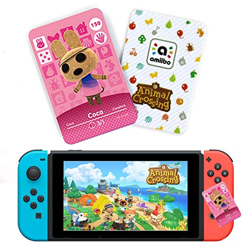Coco NFC Amiibo Cards for Animal Crossing New Horizons_No.150