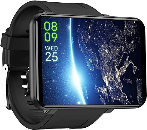 Orologio intelligente da 2,9 pollici 4G con slot per schede SIM, batteria full touch 2880Mah, musica con
